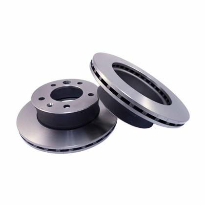 Kit Disco de Freio BD0181 Diant. Mercedes Sprinter 310, 311, 312 - Cód.5423