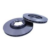Kit Disco de Freio BD0201 Diant. Mitsubishi L200 2.5 - Cód.6234