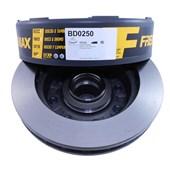 Kit Disco de Freio BD0250 Diant. Ford F250 3.9, F250 4.2 (98...03) - Cód.6236