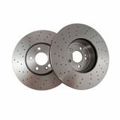 Kit Disco de Freio BD0431 Diant. Mercedes C250, C300  - Cód.6991