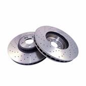 Kit Disco de Freio BD0437 Diant. Mercedes C43AMG, E43AMG, GLC250 - Cód.5461