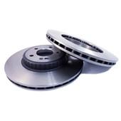 Kit Disco de Freio BD0438 Tras. Mercedes C43AMG, C450, GLC250 - Cód.5463