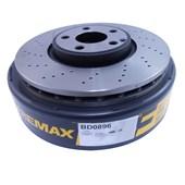Kit Disco de Freio BD0896 Diant. Mercedes CLS350 3.5, CLS400 3.5 - Cód.6248