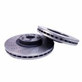 Kit Disco de Freio BD0906 Diant. Mercedes C63, E500, S600 - Cód.5465