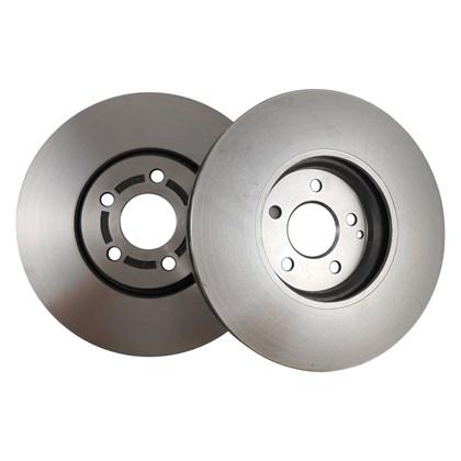 Kit Disco de Freio BD0909 Diant. Mercedes E350, E500 - Cód.5067