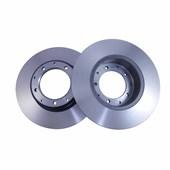 Kit Disco de Freio BD0980 Tras. Land Rover Defender - Cód.6250