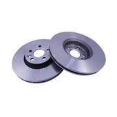 Kit Disco de Freio BD1181 Diant. Land Rover Freelander 2 3.2 (07...12) - Cód.4393