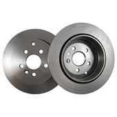 Kit Disco de Freio BD1182 Tras. Land Rover Freelander 2 3.2 (07...12) - Cód.3722