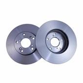 Kit Disco de Freio BD1257 Diant. Honda Accord 2.0 (06...12), CRV (00...04) - Cód.3592