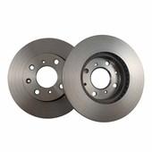 Kit Disco de Freio BD1701 Diant. Nissan Sentra - Cód.6995