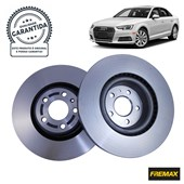 Kit Disco de Freio BD3626 Diant. Audi A4, A5, Q5 - Cód.6304