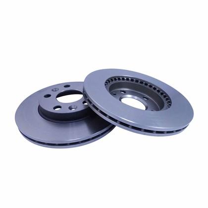 Kit Disco de Freio BD4009 Diant. Renault Captur / Duster / Oroch - Cód.3734