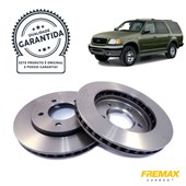 Kit Disco de Freio BD4044 Diant. Ford Expedition 5.4 (97-99) - Cód.5477