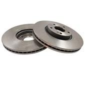 Kit Disco de Freio BD4051 Diant. Hyundai Santa Fé, Sorrento - Cód.4408