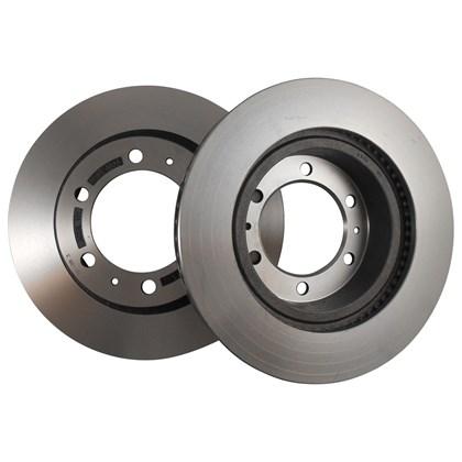 Kit Disco de Freio BD4113 Diant. Toyota Hilux 2.5/2.7/2.8/3.0 - Cód.3735