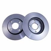 Kit Disco de Freio BD4206 Diant. Nissan Sentra (07-13) - Cód.6402