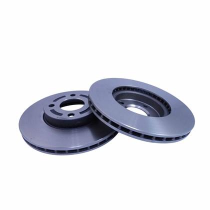 Kit Disco de Freio BD4758 Diant. Nissan Kicks 1.6 - Cód.5284
