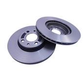 Kit Disco de Freio BD5056 Diant. Fiat Marea / Idea / Palio / Doblo - Cód.4418