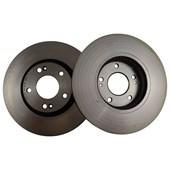Kit Disco de Freio BD5107 Diant. Hyundai Santa-Fe 2.7 (01>05) - Cód.3738