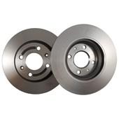Kit Disco de Freio BD5203 Diant. Hyundai HB20 1.0 (13>) - Cód.3646