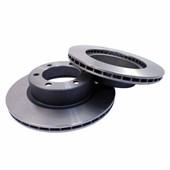 Kit Disco de Freio BD5210 Diant. Toyota Hilux SW4 2.7/3.0 - Cód.5483