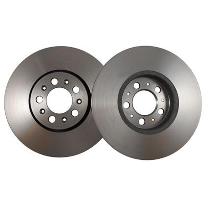 Kit Disco de Freio BD5604 Diant. Audi A1 1.4/1.8 - Cód.4316