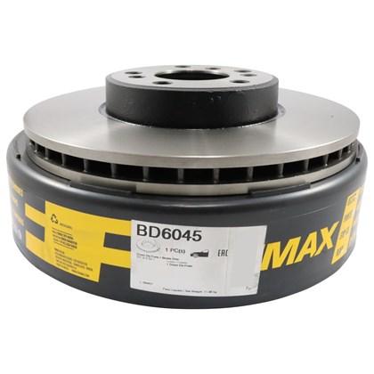 Kit Disco de Freio BD6045 Diant. BMW X5 - Cód.7696