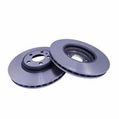 Kit Disco de Freio BD6076 Diant. Audi A4 2.0 TFSI / Q5 2.0 TFSI - Cód.5013