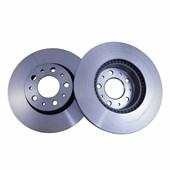 Kit Disco de Freio BD6567 Diant. Volvo 940, 960 - Cód.6344