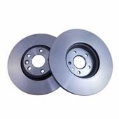 Kit Disco de Freio BD6749 Diant. Jaguar XE (16...) - Cód.6350