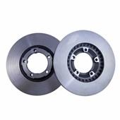 Kit Disco de Freio BD7030 Diant. Mitsubishi L200 - Cód.6366