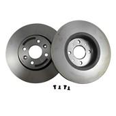 Kit Disco de Freio BD7829 Diant. Renault Sandero 2.0 / Megane - Cód.4876
