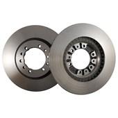 Kit Disco de Freio BD8716 Diant. Mitsubishi L200 / Pajero - Cód.5009