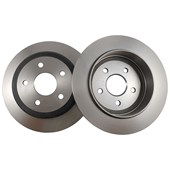 Kit Disco de Freio BD9275 Tras. Jeep Grand Cherokee 4.7/5.7 - Cód.3682