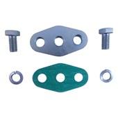 Kit Entrada de Oleo Turbina T3 / TO4 - Cód. 1416