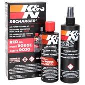 Kit Limpeza de Filtros K&N 99-5050 - Cód.707