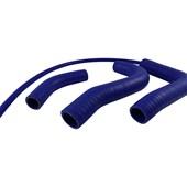 Kit Mangueiras de Arrefecimento em Silicone Azul Fiat 147 - Cód.2538