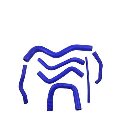 Kit Mangueiras de Arrefecimento em Silicone Azul VW AP - Cód.306