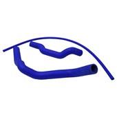 Kit Mangueiras de Arrefecimento em Silicone Azul VW Gol G5/6 - Cód.2496