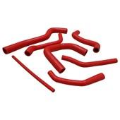 Kit Mangueiras de Arrefecimento em Silicone Vermelha VW AP - Cód.741
