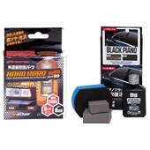 Kit Restaurador Nano Hard e Polidor Black Piano - Cód.7769