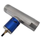 Kit Valvula de Prioridade Azul com Canote - Cód.7129