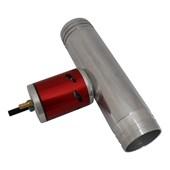 Kit Valvula de Prioridade Vermelha com Canote - Cód.7128