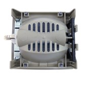 Lanterna de Teto com Direcionador de Foco ETE7647 VW Santana - Cód.5801