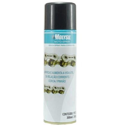 Lubrificante para correntes Molykote Molysil Moto Spray - Cód.4026