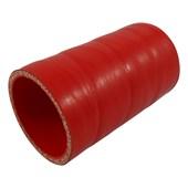 """Mangote de Silicone de Pressurização Vermelho 2"""" x 100mm - Cód.560"""