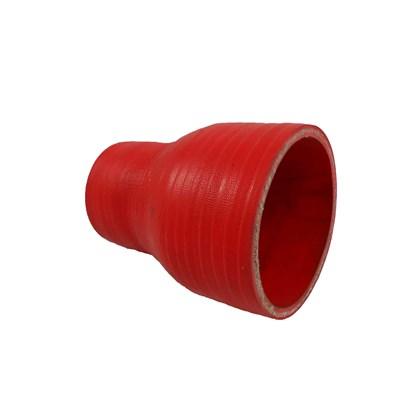 """Mangote de Silicone Vermelho 3"""" x 2"""" x 103mm  - Cód.780"""