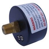 Manômetro de Combustível Externo 42mm e pressão máxima 11Bar - Cód.6184