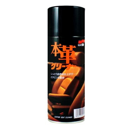 Mousse Limpa Couro Spray (Leather Seat Cleaner) - Cód.6097