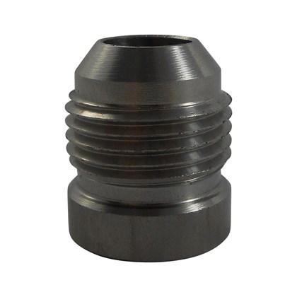 Niple Adaptador Inox 8AN para Solda - Cód.7464